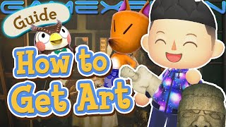 How to Unlock Redd & the Art Museum - Animal Crossing: New Horizons Guide
