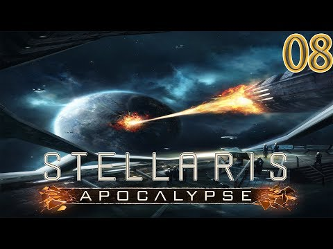 Let's Play Stellaris Apocalypse Valdari Citizen Union Part 8