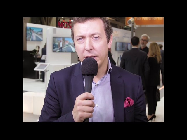 Smart City Expo - interview F.Luriot