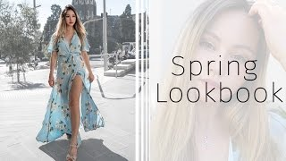 Spring Lookbook 2017 | Spring Summer Outfits