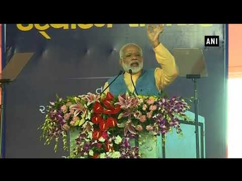 Gujarat's maritime development a 'model' for entire nation: PM Modi - ANI News