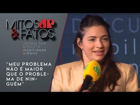 """Lais Souza: """"meu Problema Não é Maior Que O Problema De Ninguém"""""""