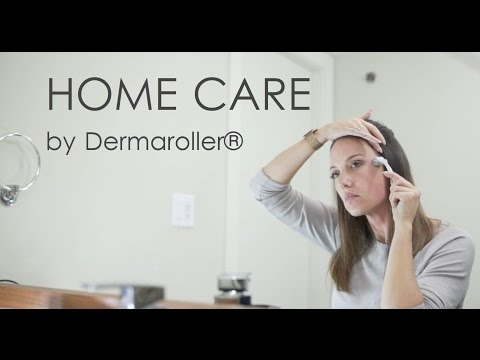HOME CARE by Dermaroller® - Training Video