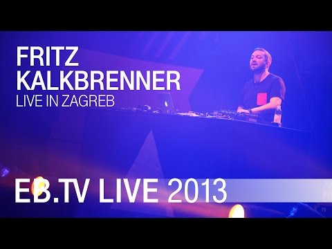 FRITZ KALKBRENNER live in Zagreb (2013)