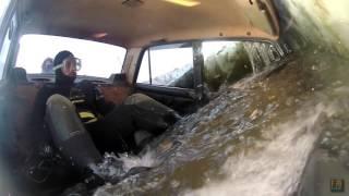 """""""Опасный лед"""" 16+. Машина уходит под лёд с человеком. Кадры, не вошедшие в эфир """"Москва 24"""""""