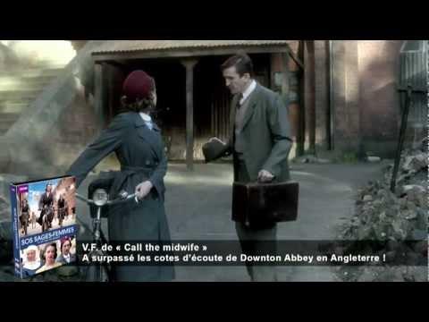 SOS SAGES-FEMMES (v.f. de Call the Midwife), saison 1 sur DVD