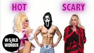 This week, Trixie and Katya talk about crime. Not that they would EVER break the law, even though it should be illegal to look this snatched. Follow Trixie on ...