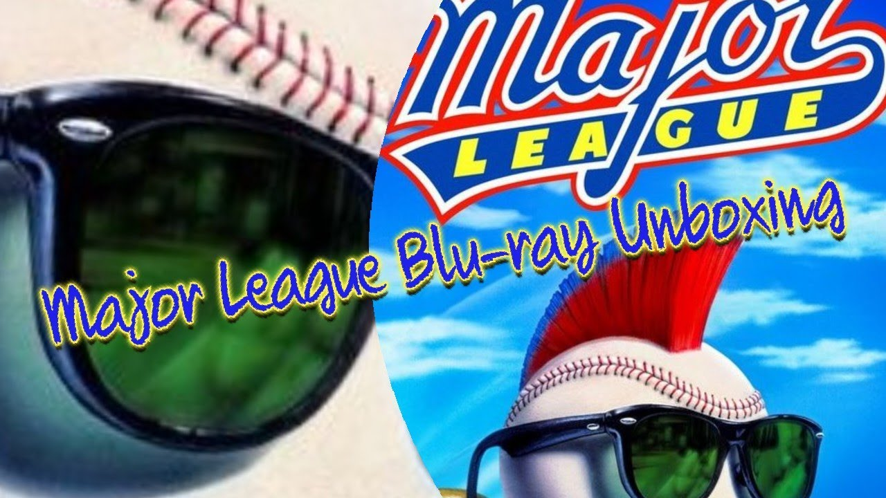 Download Major League Blu-ray Unboxing!