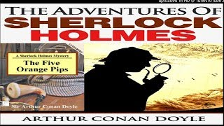 Learn English Through Story ★ Subtitles: Sherlock  - The Five Orange Pips  by Conan Doyle (Level 1)