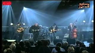 Johnny Cash & June Carter Cash Farewell Concert NYC 1999 - (Resolution720P-MP4)