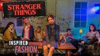 STRANGER THINGS | Film To Fashion Ep 1