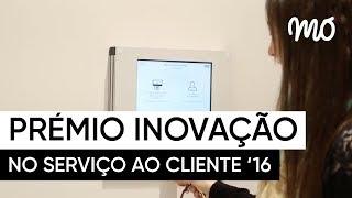 MO | Prémio Inovação no Serviço ao Cliente