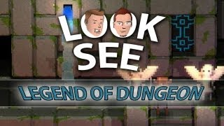 Legend of Dungeon Gameplay - First Impressions