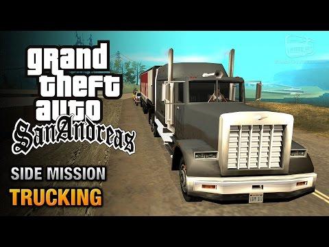 GTA San Andreas - Trucking