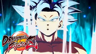Dragon Ball FighterZ - FighterZ Pass 3 Trailer   Ultra Instinct Goku, Kefla