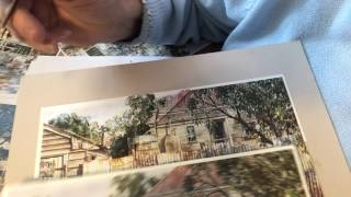 """How to make a """"Paper Tole"""" picture - part 1"""