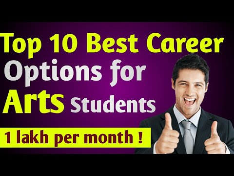 Best Career Options after 12th arts| Arts stream career options | 12th ke baad kya kare |ayush arena