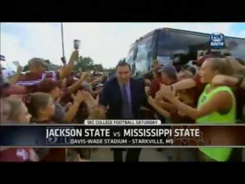 2012 Jackson St  Tigers SWAC vs Mississippi St  Bulldogs SEC