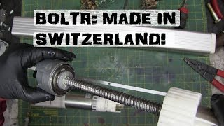 BOLTR: Swiss Made Industrial Actuator | BIG $$$$$