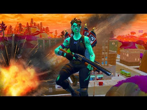 TILTED TOWERS REMOVED IN 10 HOURS! (Fornite Tilted Towers 100% Destroyed By Meteor Update)