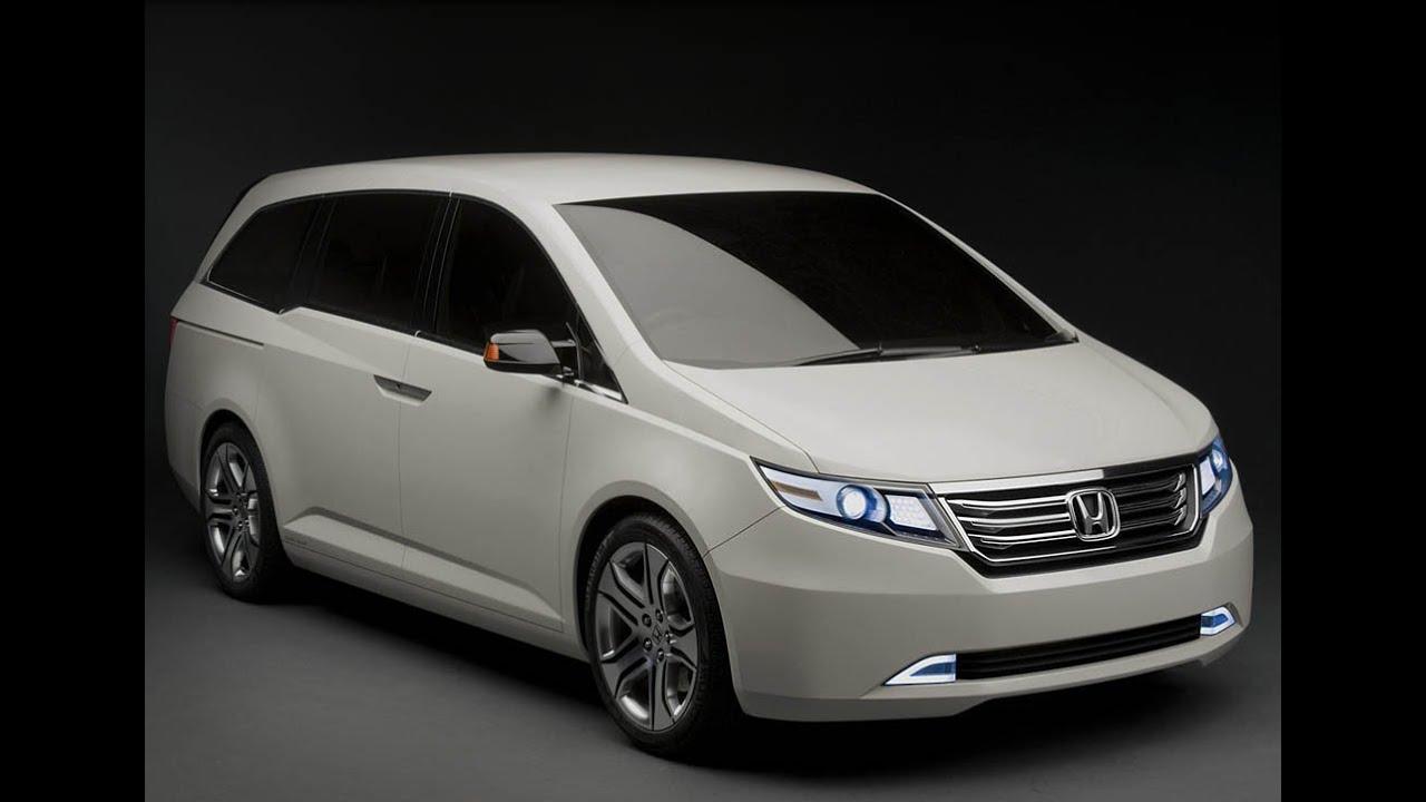 2017 Honda Odyssey - YouTube