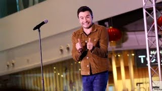 Shane Filan - Beautiful In White (Love Always Album Showcase @ Robinsons Magnolia)