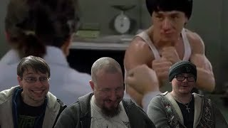 DRAGONS FOREVER Jackie Chan vs Benny Urquidez Fight Scene Reaction and Discussion