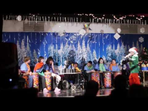 Stephanie Lakeland School Christmas Concert 2016