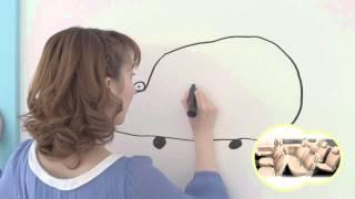 お絵描きシエンタ 3列シート篇 あそびの天才親子プロジェクト