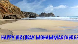 MohammadTabrez Birthday Song Beaches Playas