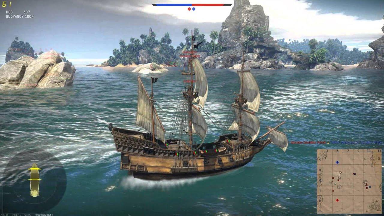 bateau war thunder