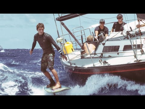 Hurley Presents: Waterman Things ft. Kai Lenny & John John Florence