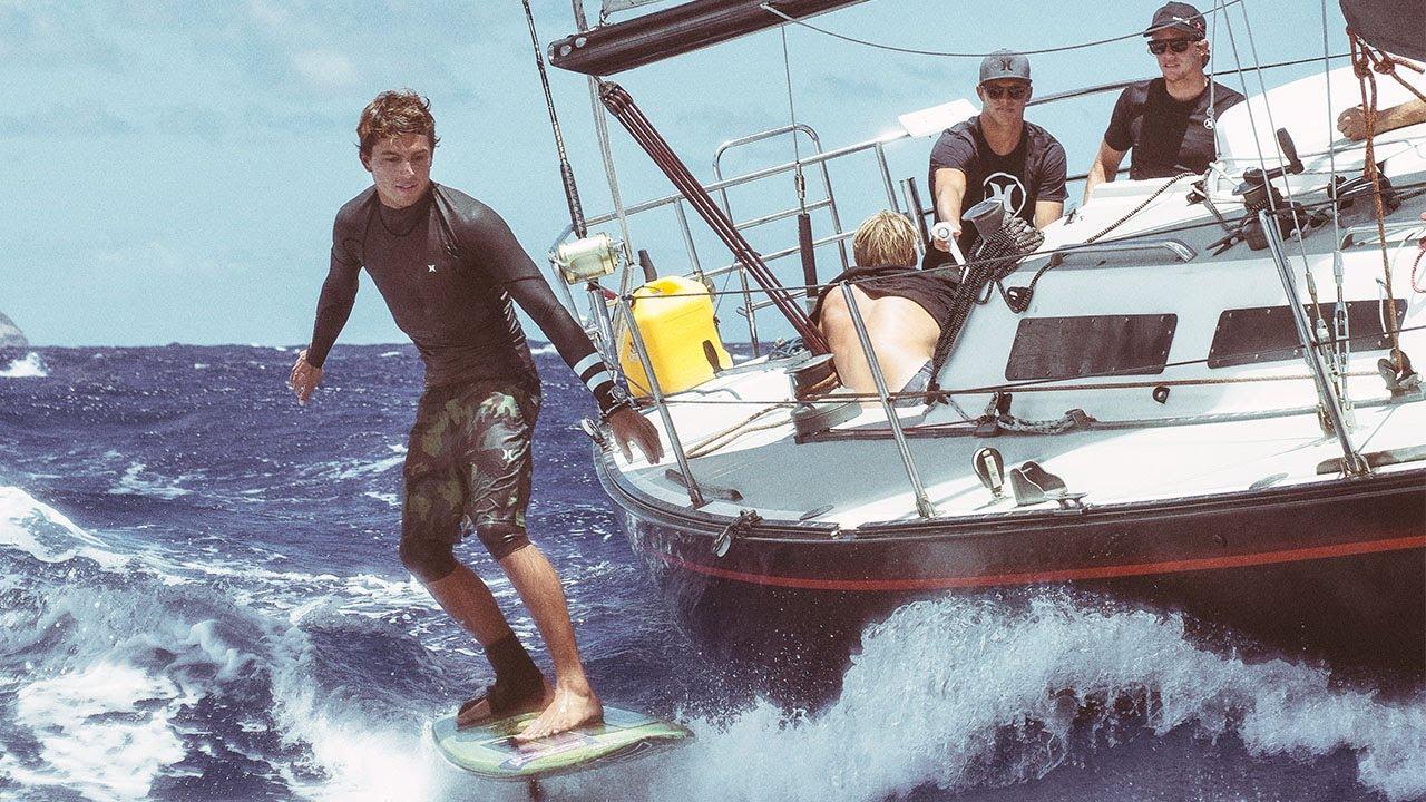 Hurley Presents: Waterman Things Ft Kai Lenny & John John Florence