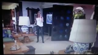 Monica llama a Aurelio para decirle que hay un infriltrado de Feyo en el Rancho! #ESDLC4