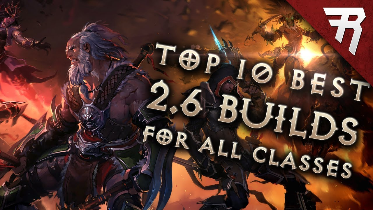 Top Builds Rhykker
