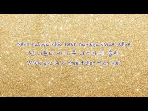 I'm Your Friend- Park Hyo Shin (Eng Sub|Han|Rom)
