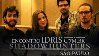 evento idris br shadowhunters so paulo sp 16 08 15   canal pandemonium