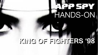 The King of Fighters '98   iOS iPhone / iPad Hands-On - AppSpy.com
