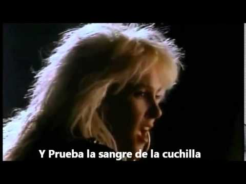 Ozzy And Lita Ford Close My Eyes Forever Sub Español HD