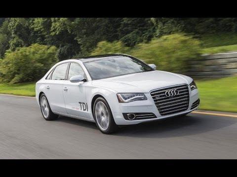 Audi A TDI MPH Drive Review YouTube - Audi a8 0 60