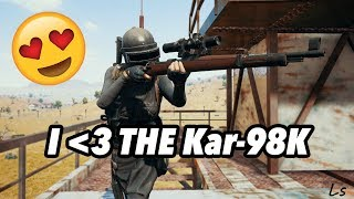 PUBG XBOX ONE X- The Kar-98K Is So Lethal!!!!  (Also includes other funny stuff from the stream!)
