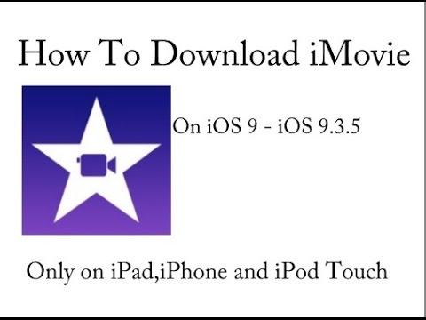 Imovie 2. 2. 4 скачать для iphone бесплатно.