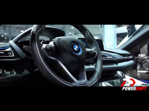 BMW i8 First Look PowerDrift
