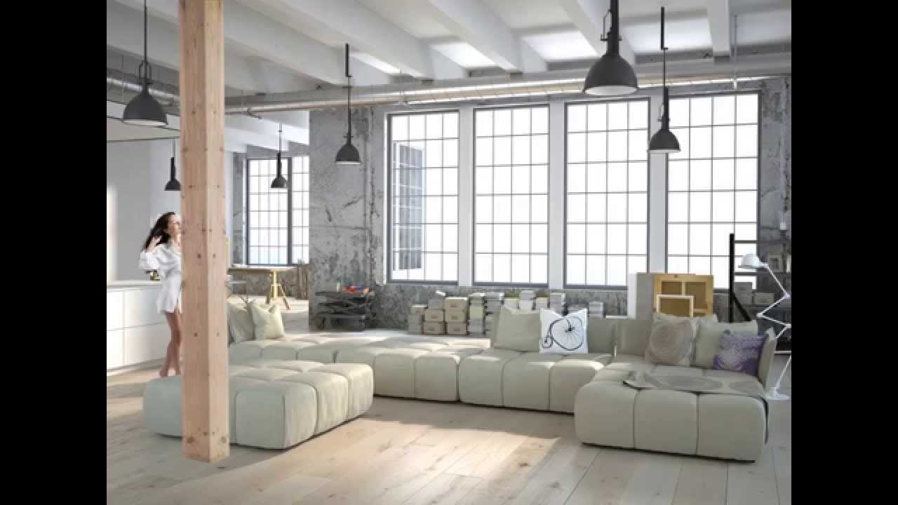 fabrik loft immobilie in belgien s dlich von aachen youtube. Black Bedroom Furniture Sets. Home Design Ideas