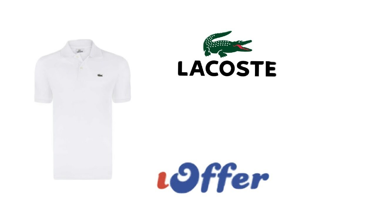 adb1edef Unboxing Polo Lacoste - Ioffer - YouTube