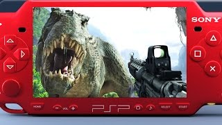 TOP 10 Best Ever PSP Shooter Games - 2016 Deluxe Edition