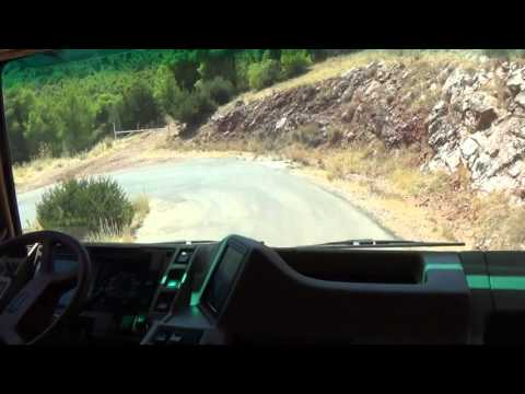 Volvo F-12 ξανά στους δρόμους...