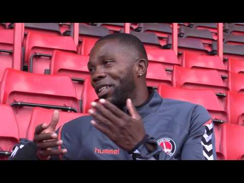 INTERVIEW | Mark Marshall looking forward to getting started at Charlton