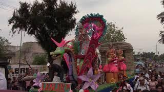 CARNAVAL SANTA CRUZ MEYEHUALCO 2019