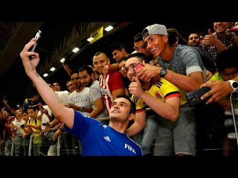 FIFA Futsal Stars shine in Colombia